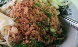 Pangsit Mie Ayam Jakarta