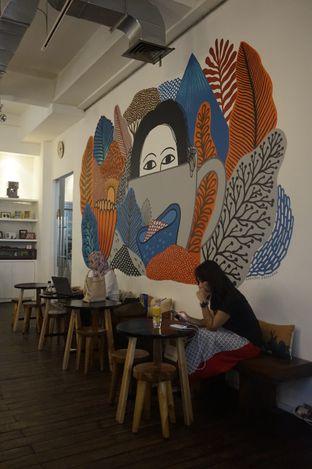 Foto 7 - Interior di Tuang Coffee oleh yudistira ishak abrar