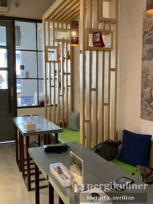 Foto review Kohicha Cafe oleh Biergita Avrilian 1