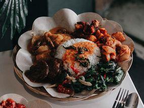 Foto Piring Nasi