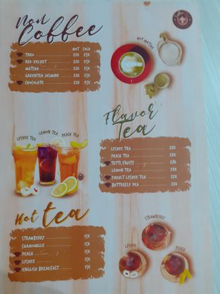 Foto 6 - Menu(Minuman segar) di Coffee Chel oleh Threesiana Dheriyani