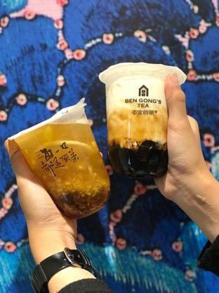 Foto 1 - Makanan di Ben Gong's Tea oleh Levina JV (IG : @levina_eat & @levinajv)