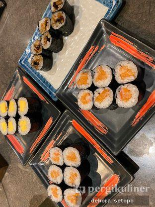Foto 1 - Makanan di Sushi Masa oleh Debora Setopo