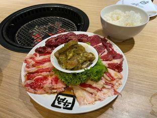 Foto 2 - Makanan(Gyu-Kaku Platter) di Gyu Kaku oleh Andry Satria