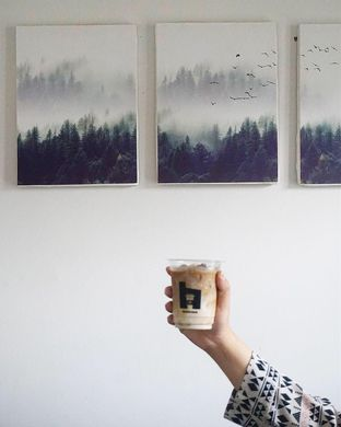 Foto 20 - Interior di Hidden Haus Coffee & Tea oleh yudistira ishak abrar