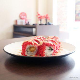 Foto Makanan di Sushi Naru
