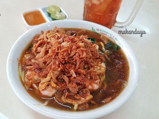 Foto - Makanan(Mie Kangkung) di Mie Kangkung & Siomay Si Jangkung oleh Tim makanduyu