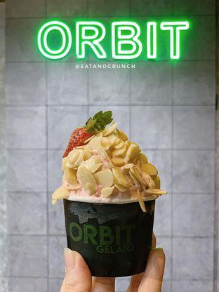 Foto - Makanan di Orbit Gelato oleh Eatandcrunch