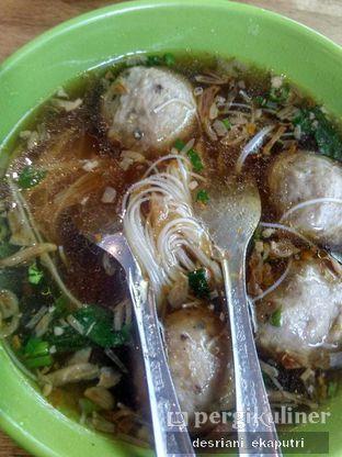 Foto - Makanan di Bakmi Megaria oleh Desriani Ekaputri (@rian_ry)