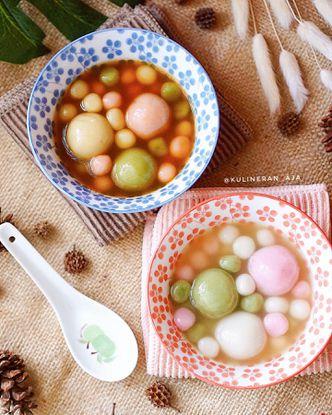 Foto Makanan di Ronde Jahe Luna