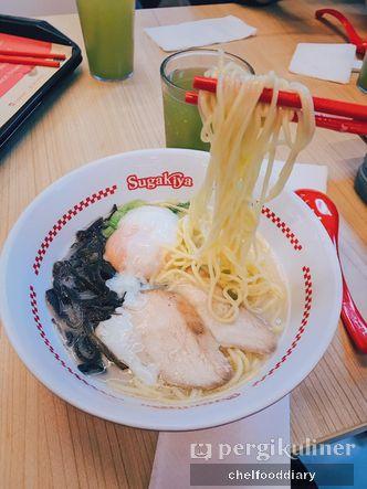 Foto Makanan di Sugakiya