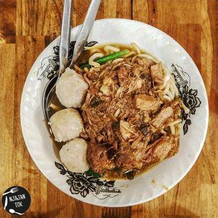 Foto 2 - Makanan di Mie Pitik Bang Azat oleh NJAJANTOK SURABAYA