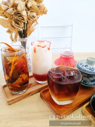 Foto Makanan di Those Between Tea & Coffee