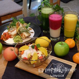 Foto 14 - Makanan di Kafe Hanara oleh Ladyonaf @placetogoandeat
