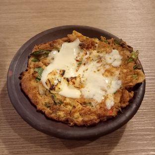 Foto 3 - Makanan(Telur Bebek Mozzarella ) di Bebek Semangat oleh Afifah Romadhiani
