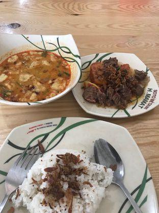 Foto - Makanan di Soto Betawi H. Mamat oleh Nanakoot