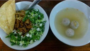 Foto 1 - Makanan di Mie Ayam Bakso Yunus oleh Review Dika & Opik (@go2dika)