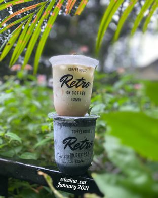 Foto review Retro On Coffee oleh Levina JV (IG : levina_eat ) 4