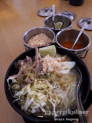 Foto 1 - Makanan(Nasi soto biasa) di Soto Asaka oleh maya hugeng