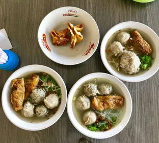 Foto 3 - Makanan di Bakso Omen Again oleh denise elysia