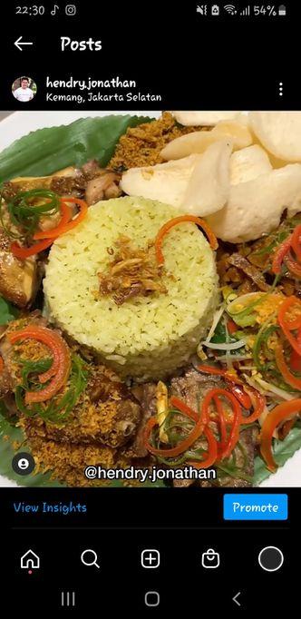 Foto Makanan di Sawaregmoe Resto