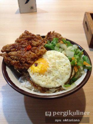 Foto 1 - Makanan di Gyu Jin Teppan oleh a bogus foodie