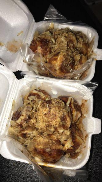 Foto Makanan di Takoyaki Grill House