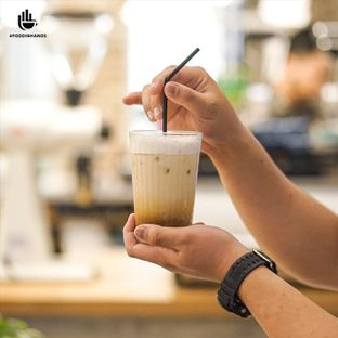 Foto review Sajiva Coffee Company oleh Foodinhands Community IG  : @foodinhands 1