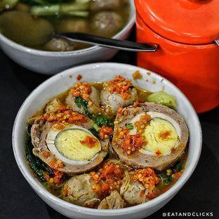 Foto - Makanan di Bakso JWR oleh @eatandclicks Vian & Christine
