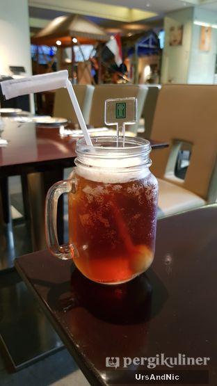 Foto 1 - Makanan(Lychee Iced tea) di Cafe One - Wyndham Casablanca Jakarta oleh UrsAndNic