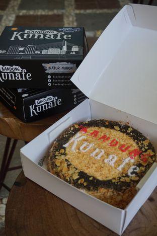 Foto 4 - Makanan di Bandung Kunafe oleh yudistira ishak abrar