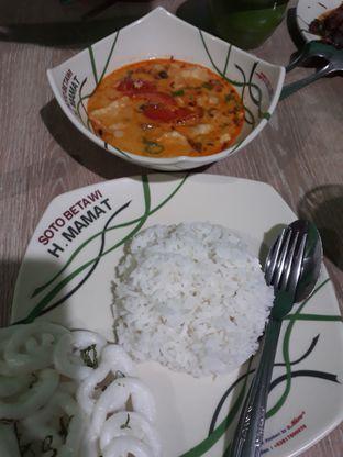 Foto review Soto Betawi H. Mamat oleh nita febriani 1