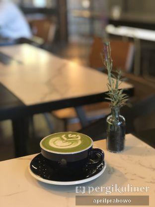 Foto 2 - Makanan(Green Tea Latte) di PALADIN oleh April Prabowo