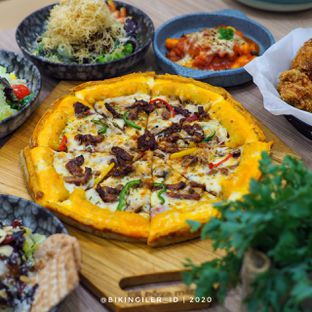 Foto 1 - Makanan di Pizza Maru oleh Bikin Ngiler
