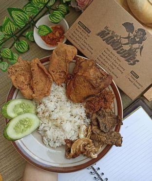 Foto review Nasi Kulit Mak Judes oleh Junior  2