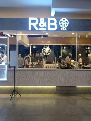 Foto review R&B Tea oleh deasy foodie 3