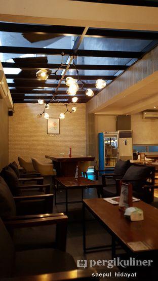 Foto review Papa & Mama Bistro and Coffee oleh Saepul Hidayat 2