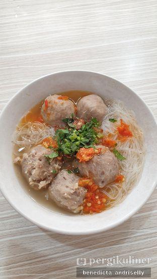 Foto 1 - Makanan di Bakso Lapangan Tembak Senayan oleh ig: @andriselly