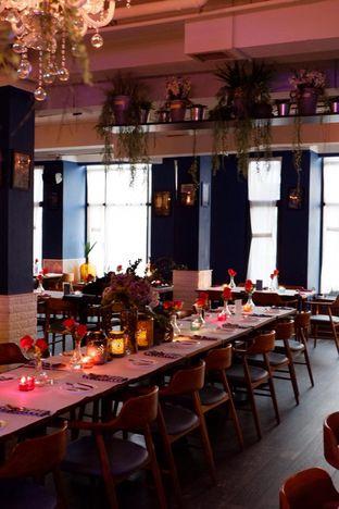 Foto 13 - Interior di Bleu Alley Brasserie oleh yudistira ishak abrar