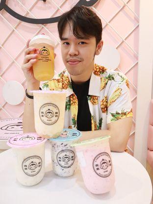 Foto review Yomie's Rice X Yogurt oleh @christianlyonal  2