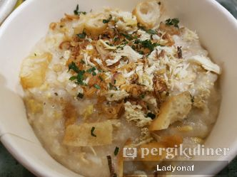 Foto Makanan di Chacha Bubur Goreng