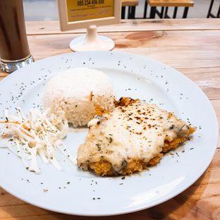 Foto 1 - Makanan di Pasta Kangen Coffee Roaster oleh El Yudith