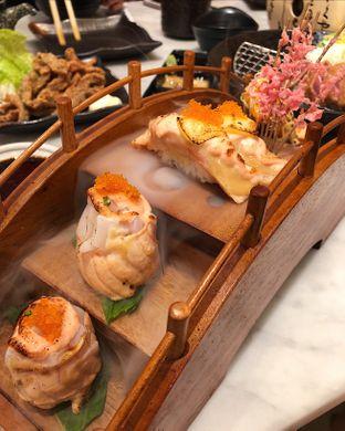 Foto 2 - Makanan(Sushi) di Kintaro Sushi oleh Claudia @grownnotborn.id