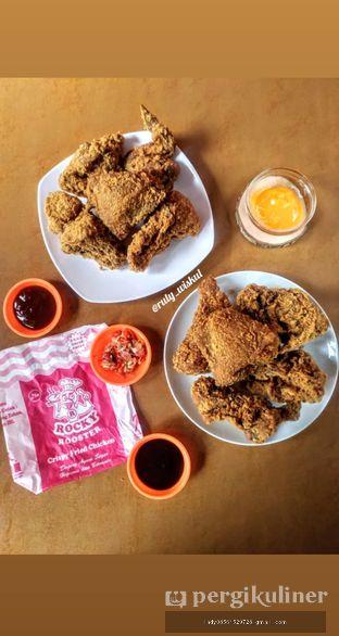 Foto 1 - Makanan di Rocky Rooster oleh Ruly Wiskul