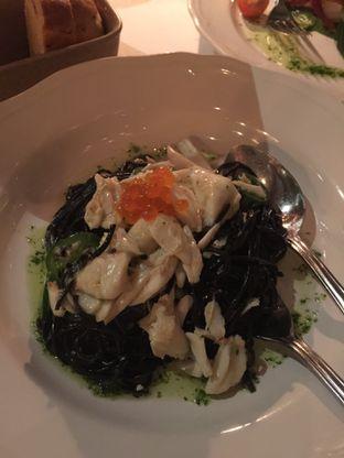 Foto 3 - Makanan(Black Ink Pasta) di Bistecca oleh San Der
