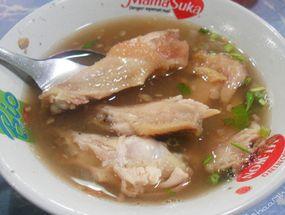 Foto Sop Ayam Pak Min Klaten