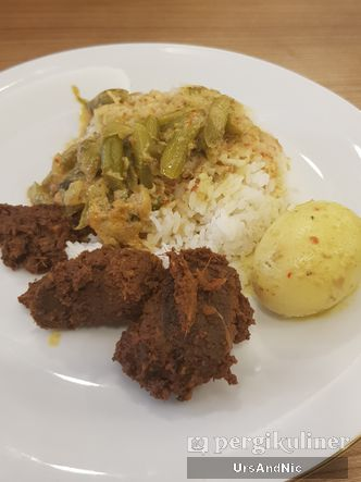 Foto Makanan di Nasi Kapau Uni Nailah