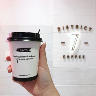 Foto 3 - Makanan di District 7 Coffee oleh Della Ayu