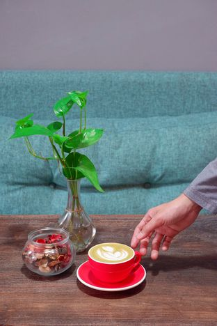 Foto 5 - Makanan di PLUIE Cafe & Resto oleh yudistira ishak abrar