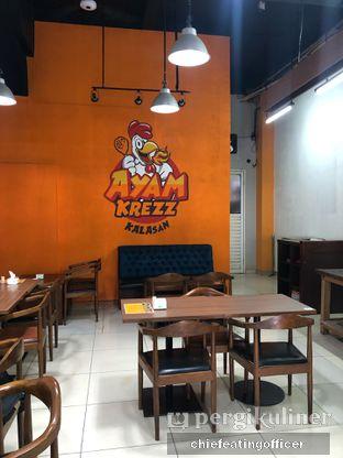 Foto 7 - Interior di Ayam Krezz Kalasan oleh feedthecat